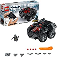 LEGO Superheroes App-Controlled Batmobile Building Kit,...