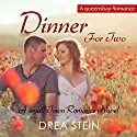 Dinner for Two: The Queensbay Series, Book 1 Audiobook by Drea Stein Narrated by Tiffany Williams
