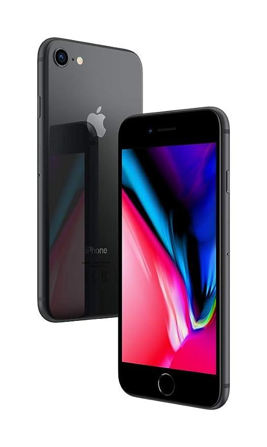 Apple iPhone 8 Single SIM 4G 64GB Grey - Smartphones (11.9 cm (4.7 quot  f0d2963c2a8
