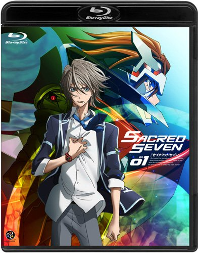 Sacred Seven Vol.01 w/ English Subtitles [Limited Edition] [Blu-ray]
