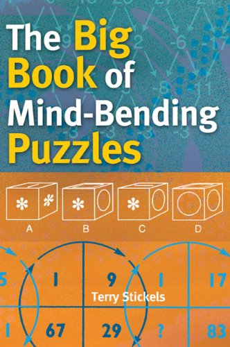 The Big Book of Mind-Bending Puzzles - Bending Puzzles Brain