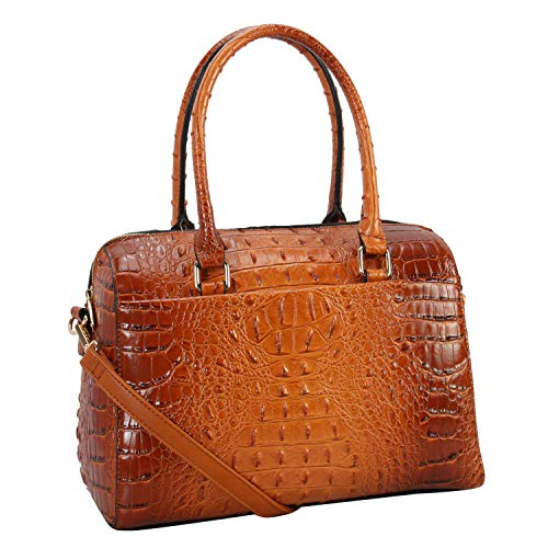 be17b4b8b798c Women Satchel Handbags purses Cross Body Trendy Shoulder Bag Ladies  Designer Tote Messenger Bags (Red