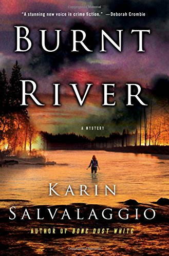 Burnt River: A Mystery (Macy Greeley - Cr Macys