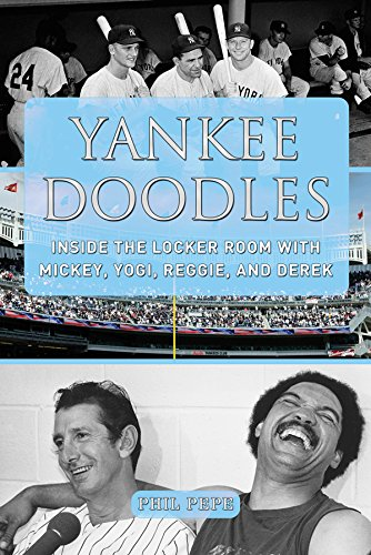 1954 New York Giants Baseball (Yankee Doodles: Inside the Locker Room with Mickey, Yogi, Reggie, and Derek)
