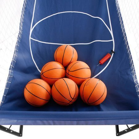 NEW Hoops Dual Electronic Basketball Game by Hathaway