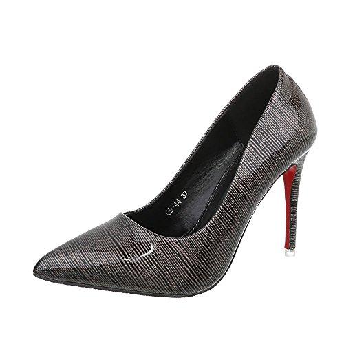 Mujer Zapatos Tac para Tacon de Zapatos TTHwqxrP5