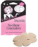 Hollywood Fashion Secrets No-Show Nipple Concealers – 5 Single-Use Pairs