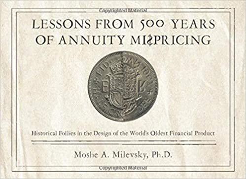 Lesson From 500 Years of Annuity Mispricing