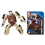 "Buy ""Transformers: Generations Power of The Primes Legends Class Autobot Outback"" on AMAZON"