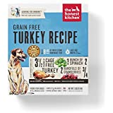 The Honest Kitchen Human Grade Dehydrated Grain Free Turkey Dog Food, 2 lb - Embark