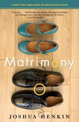 (Matrimony (Vintage Contemporaries))