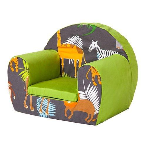 Ready Steady Bed® Africa Design Children's Foam Armchair Seat