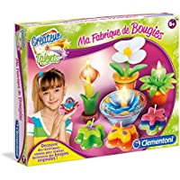 Clementoni Ma Fabrique à Bougies-Jeu créatif, 52291