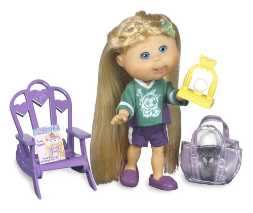 Dolly review: cabbage patch kids little sprouts youtube.