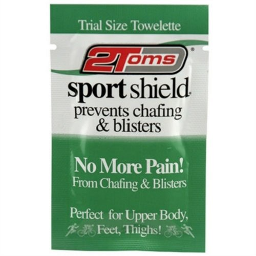 2 Toms Skin Care Trial Size Sport - Tom Shield