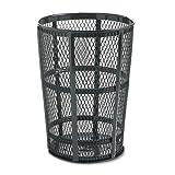 Americana Powder Coated Street Basket