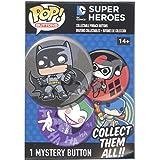 DC Comics Super Heroes Pop! Pinback Button (1 Random)