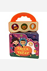 Trick or Treat: Halloween Interactive Children's Sound Book (3 Button Early Bird Sound Books) Board book