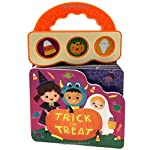 Trick or Treat: Halloween Sound Book (Early Bird Sound Books 3 Button)