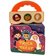 Trick or Treat: Halloween Interactive Children's Sound Book (3 Button Early Bird Sound Books)