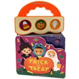 img - for Trick or Treat: Halloween Sound Book (3 Button Sound) book / textbook / text book