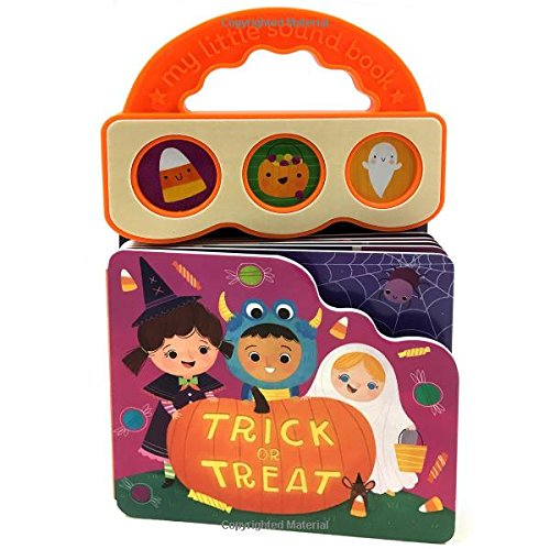 Trick or Treat: Halloween Sound Book (Early Bird Sound Books 3