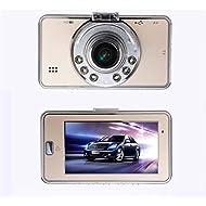 Caméra Embarquée Caméra Voiture 1080P HD 140 ° Grand Angle LED conduite enregistreur nuit parking de surveillance de la vision