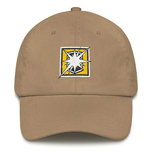 Blitz Operator Icon Hat (Embroidered Dad Cap) Tom Clancy's Rainbow Six Siege (Tom Clancy Rainbow Six Siege Best Operator)