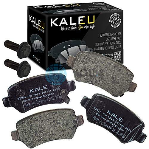 Kale 93169143 Rear Axle Set of Brake Pads Brake Pads: