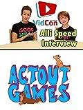 Alli Speed Interview