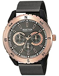 Kenneth Cole REACTION Men's 10030938 Sport Analog Display Japanese Quartz Grey Watch