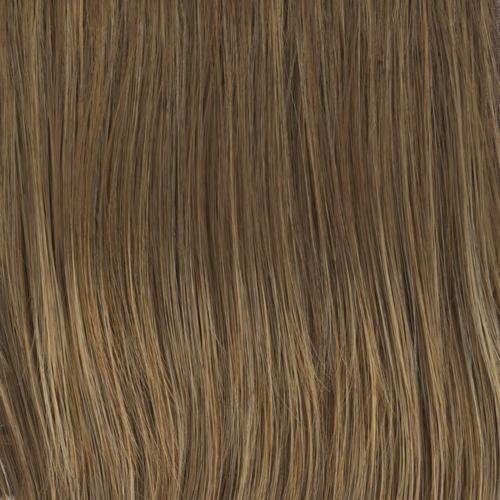 Top Billing Topper Color RL12/16 HONEY TOAST - Raquel Welch Wigs Heat Friendly Synthetic Lace Front Monofilament Top Women's Volume Hairpiece by Raquel Welch & Christy's Wigs (Image #1)