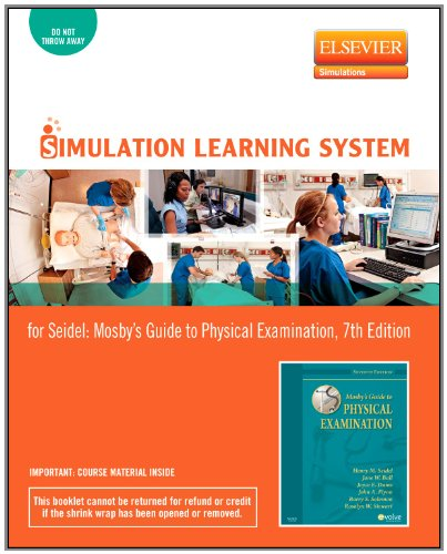 Simulation Learning System for Mosby's Guide to Physical Examination (Access Code), 7e