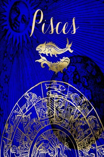 2019 Daily Planner Pisces Symbol Astrology Zodiac Sign Horoscope 384 Pages: (Notebook, Diary, Blank Book) (2019 Planners Calendars Organizers Datebooks Appointment Books Agendas)