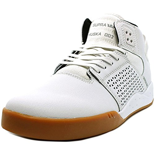 White Mens Shoes III Supra Gum Skytop Mens m Supra 6YqEXw