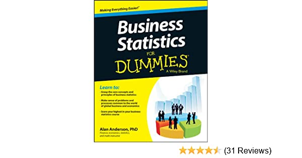 Amazon business statistics for dummies ebook alan anderson amazon business statistics for dummies ebook alan anderson kindle store fandeluxe