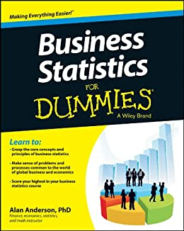 Amazon business statistics for dummies ebook alan anderson business statistics for dummies by anderson alan fandeluxe
