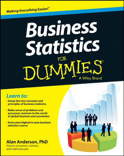 Pdf Science Business Statistics For Dummies