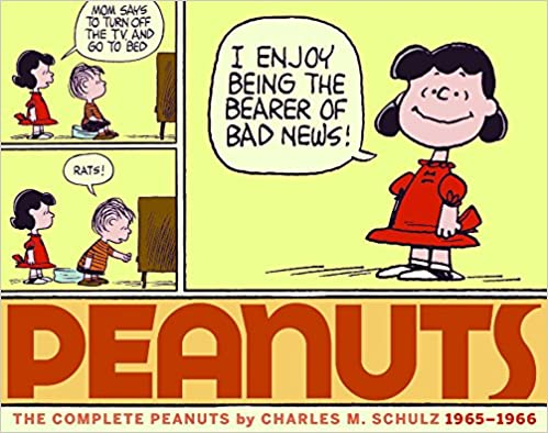 The Complete Peanuts 1965-1966 Vol. 8 Paperback Edition