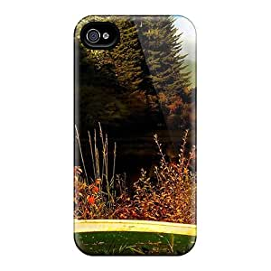 Iphone 4/4s Hard Case With Awesome Look - Ayk3321AHhB
