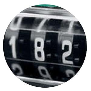 alfombrilla de ratón Cierre de moderna contador contador de electricidad - ronda - 20cm
