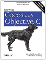 Learning Cocoa with Objective-C, 3rd Edition Front Cover