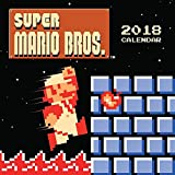 Books : Super Mario Bros.™ 2018 Wall Calendar (retro art): Art from the Original Game