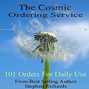 The Cosmic Ordering Service Audiobook