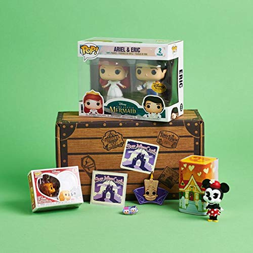Disney Prince Eric - Funko Disney Treasures Exclusive POPs-The Little