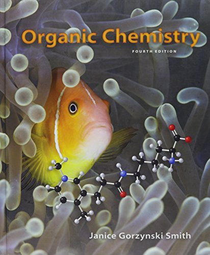 Organic Chemistry with Study Guide/Solutions Manual and Connect Access Card
