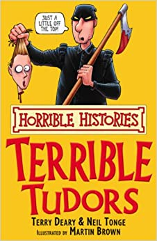 Terrible Tudors Facts For Kids