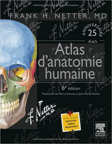 Atlas Danatomie Humaine 6e Dition French Edition