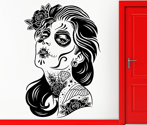 Wall Stickers Vinyl Decal Zombie Hot Sexy Girl Vampire Cool Decor (z2394) -