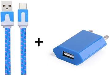 Pack Cargador para Xiaomi Mi Pad 4 Smartphone Tipo C (Cable Noodle ...